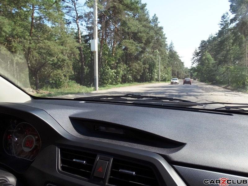 тест-драйв Lifan X50, тест-драйв Лифан Х50, автомобильные новости Воронежа
