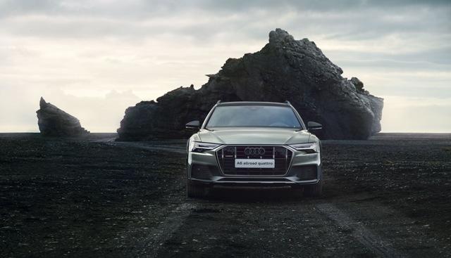 В России появится юбилейная версия Audi A6 allroad quattro