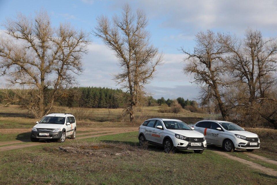 Продажи авто Лада всередине весны увеличились на16,6%