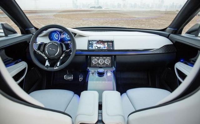 Автомобильные новости Воронежа, Jaguar F-Pace