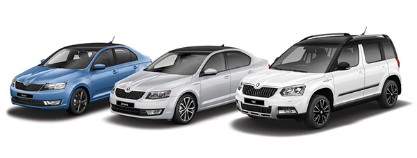 Автомобильные новости Воронежа, ŠKODA Yeti Hockey Edition, Octavia, Rapid, купить шкоду в Воронеже, Автомир Богемия Воронеж