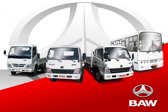Автомобильные новости, китайские автомобили, BAW