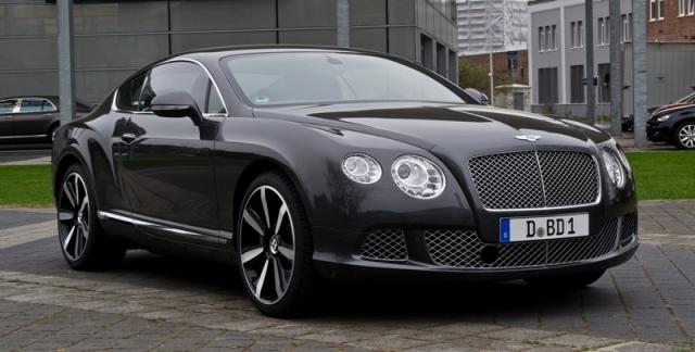 Бентли Континенталь, Bentley Continental, автомобильные новости Воронежа, продажи роскошных авто