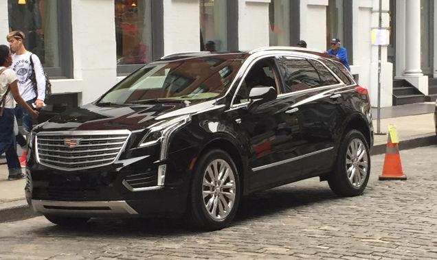 Автомобильные новости Воронежа, Автомобильные новости Черноземья, Cadillac XT5