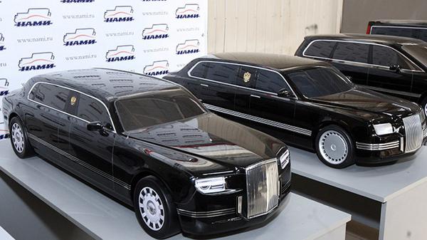 Автомобильные новости Воронежа, Кортеж, машина президента, авто для Путина