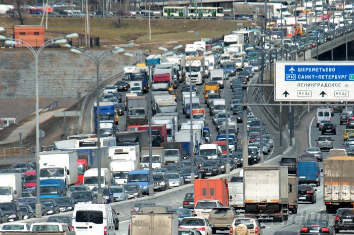 Автомобильные новости Воронежа, МКАД, лимит скорости