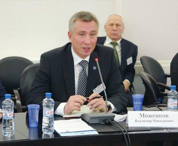 Владимир Моженков, президент РоАД