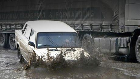 Автомобильные новости Воронежа, езда по обочинам