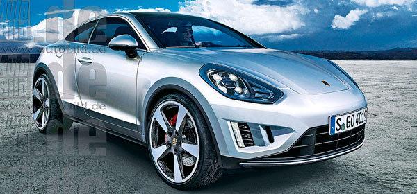 Автомобильные новости Воронежа: Porsche создаст новый «паркетник»