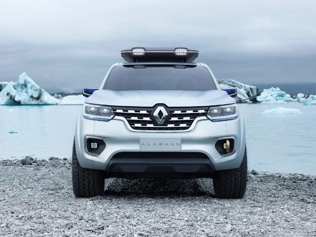 Автомобильные новости Воронежа, Renault, Renault Alaskan