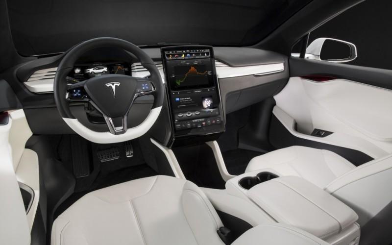 Автомобильные новости Воронежа, Автомобильные новости Черноземья, Tesla X, кроссоверы, кроссовер Tesla X