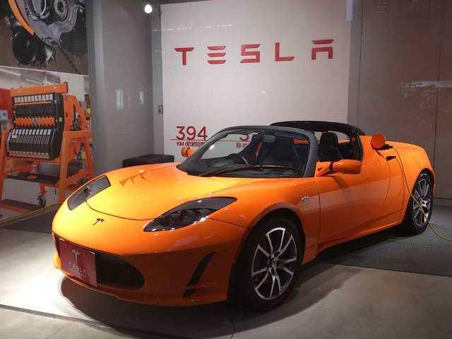 Автомобильные новости Воронежа, Тесла, Tesla, LG, батареи LG Tesla Roadster
