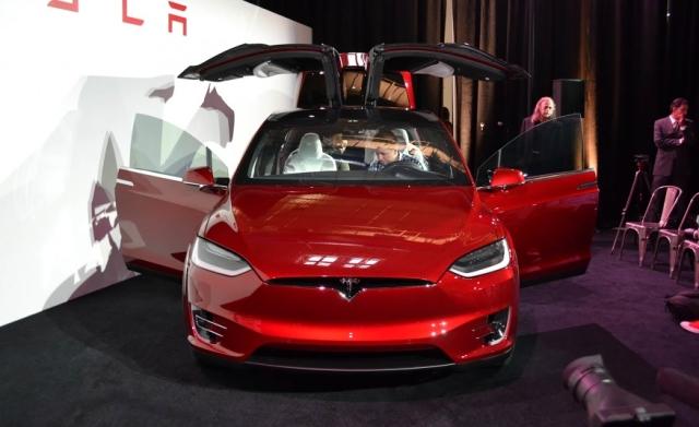 Автомобильные новости Воронежа, Tesla X, кроссоверы Тесла