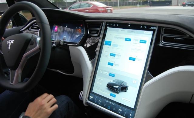 автомобильные новости Воронежа, Tesla S, автомобили тесла