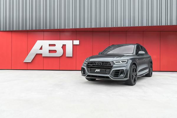 Audi привезет в Россию Q5 со «спортивной» внешностью