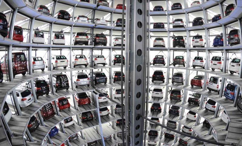 Рост средневзвешенной цены автомобиля составил приблизительно 2%