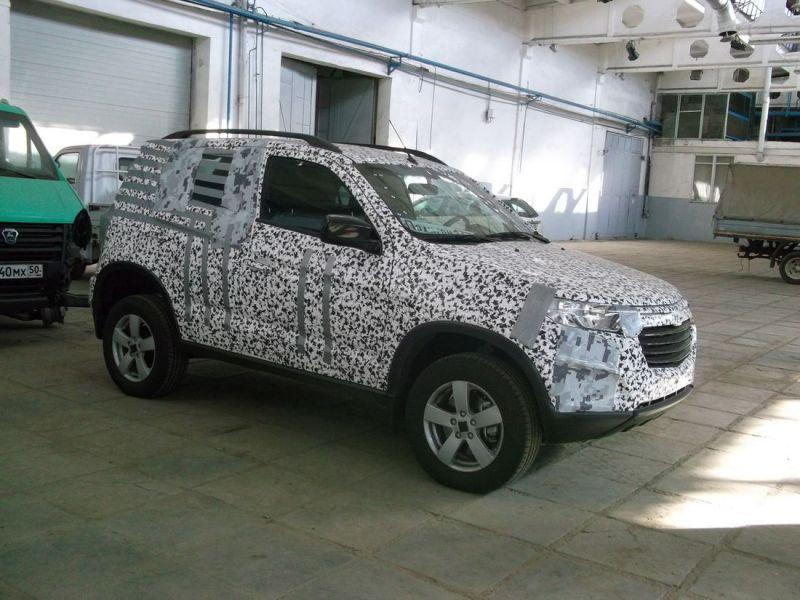 автомобильные новости Воронежа, новый Шевроле Нива, Chevrolet Niva нового поколения