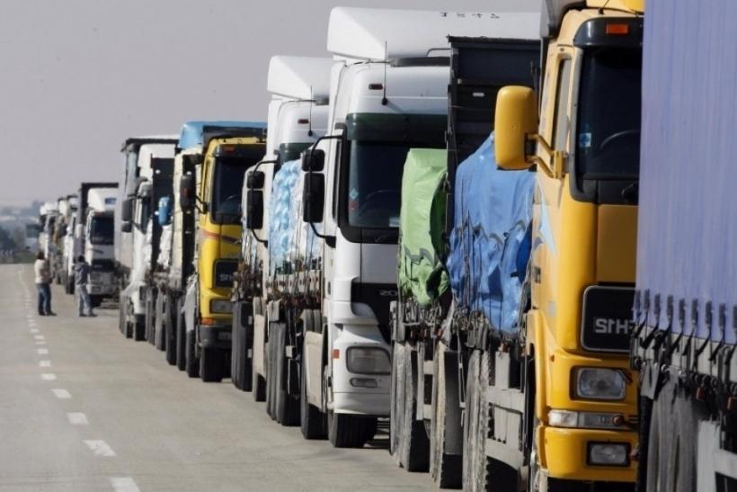 Автомобильные новости Воронеж, фура, перекрытие дорог, забастовка водителей, система платон