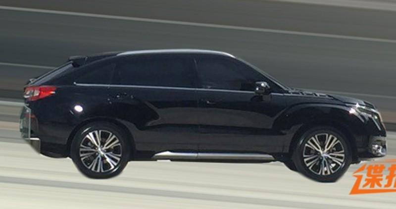 Воронежа хонда кроссовер Honda UR-V