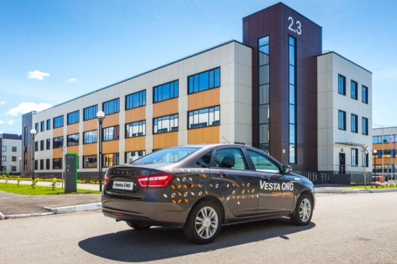 Германские  специалисты  высоко оценили модель Лада  Vesta