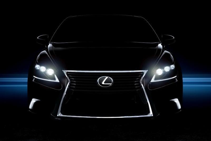 Лексус представит таинственный концептуальный автомобиль наавтосалоне вТокио