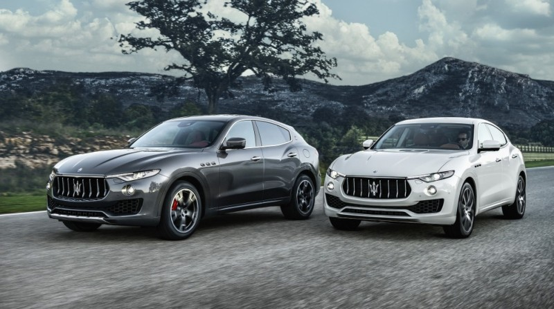 Автомобильные новости Воронежа, Maserati, Maserati Levante, кроссоверы, леванте, EV, SUV, carzclub