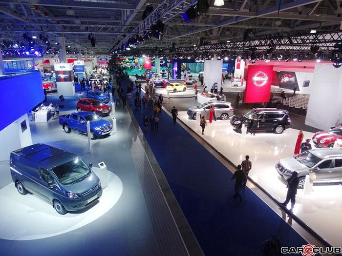 Больше всего премьер наМосковском автомобильном салоне будет уMercedes и«АвтоВАЗа»