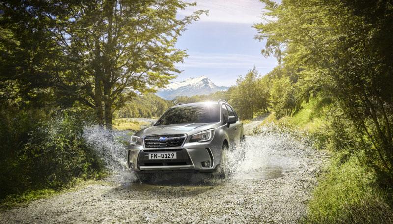 Субару значительно подняла цены наавтомобили в Российской Федерации