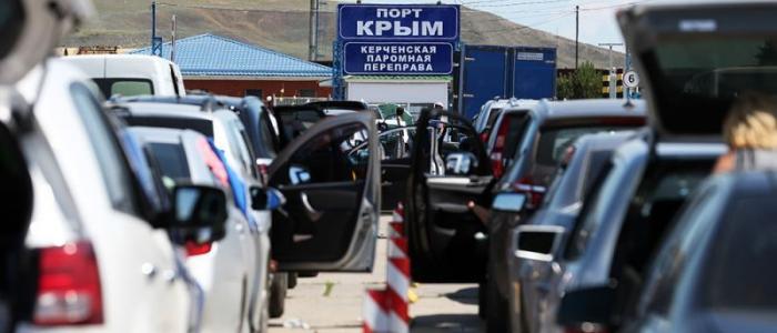 Автомобильные новости Воронежа, Крым, Керчь, паром керчь, переправа крым, дорога в крым