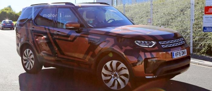 Автомобильные новости Воронежа, карзклаб, карзклуб, carzclub, Land Rover, Discovery