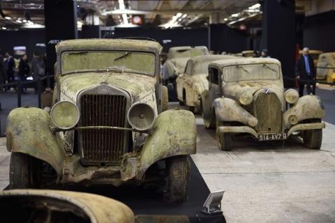 Автомобильные новости Воронежа: 25-я выставка старинных автомобилей и антиквариата «Олдтаймер-Галерея» - как это было