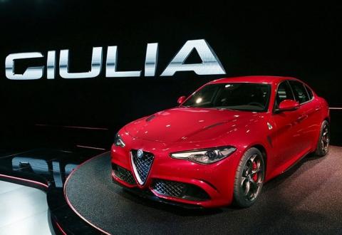 Автомобильные новости Воронежа, Alfa Romeo Giulia QV, Нюрбургринг, carzclub