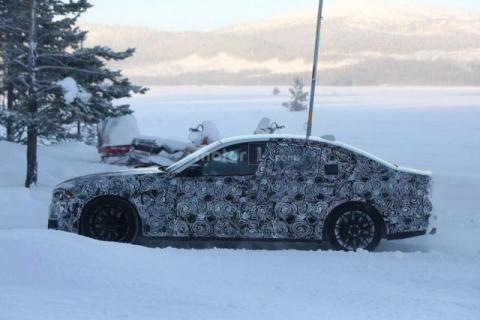 Автомобильные новости, БМВ, БМВ М, BMW, BMW M5, шпионские фото