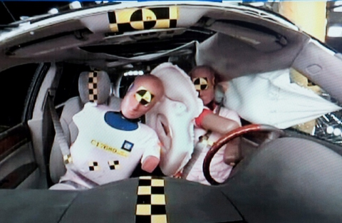 Автомобильные новости Воронежа, хонда, отзывы авто, отзыв хонда, CR-V, Honda, Подушки безопасности, airbag