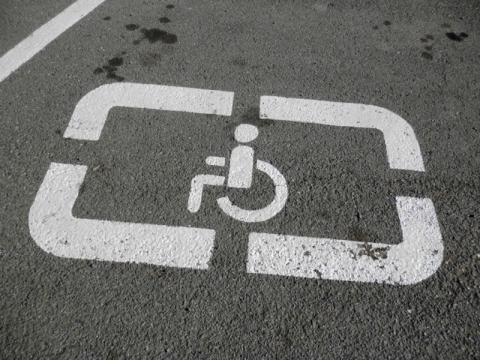 Автомобильные новости Воронежа, инвалид за рулем, инвалид, знак инвалид