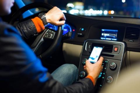 Автомобильные новости Воронежа, мобильный телефон, штраф за мобильный за рулем