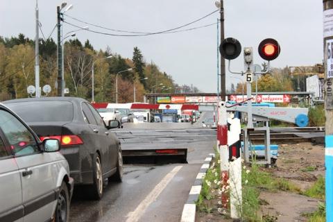 Автомобильные новости Воронежа, штрафы ГИБДД, штраф за переезд, аварии на переезде