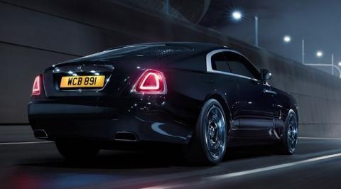 Rolls-Royce Ghost Black Badge, Rolls-Royce Wraith Black Badge, Автомобильные новости Воронежа