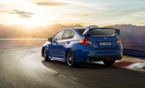 Автомобильные новости Воронежа: в России стартовали продажи нового Subaru WRX STI