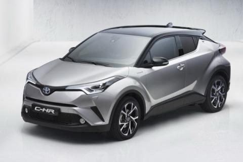 Автомобильные новости Воронежа, Toyota C-HR, новый кроссовер тойота, купить тойота