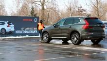 Автомобильные новости Воронежа, Volvo City Safety Test Drive, carzclub, автомобили, мотор ленд, купить вольво в воронеже, XC60 в воронеже, дилеры вольво,