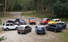 Автомобильные новости: LADA 4x4, европейский рынок, Lexus NX, Volvo XC70, Воронеж-Авто-Сити