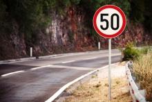 автомобильные новости воронежа, ограничение скорости, 50 км/ч