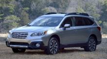 Subaru представляет новинки