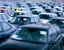 автомобильный рынок россии, падение рынка