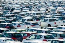 российский автопарк, какие машины в россии, статистика авторынка