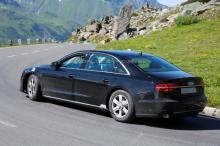 Audi A8 New Age
