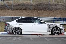 автомобильные новости, гибрид BMW 3-Series, шпионские фото автомобилей, тест-драйв, тест-драйв бмв