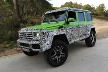 Geländewagen «GreenMonster»