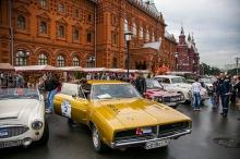 автомобильные новости, Bosch Moskau Klassik, гонка ретро-автомобилей